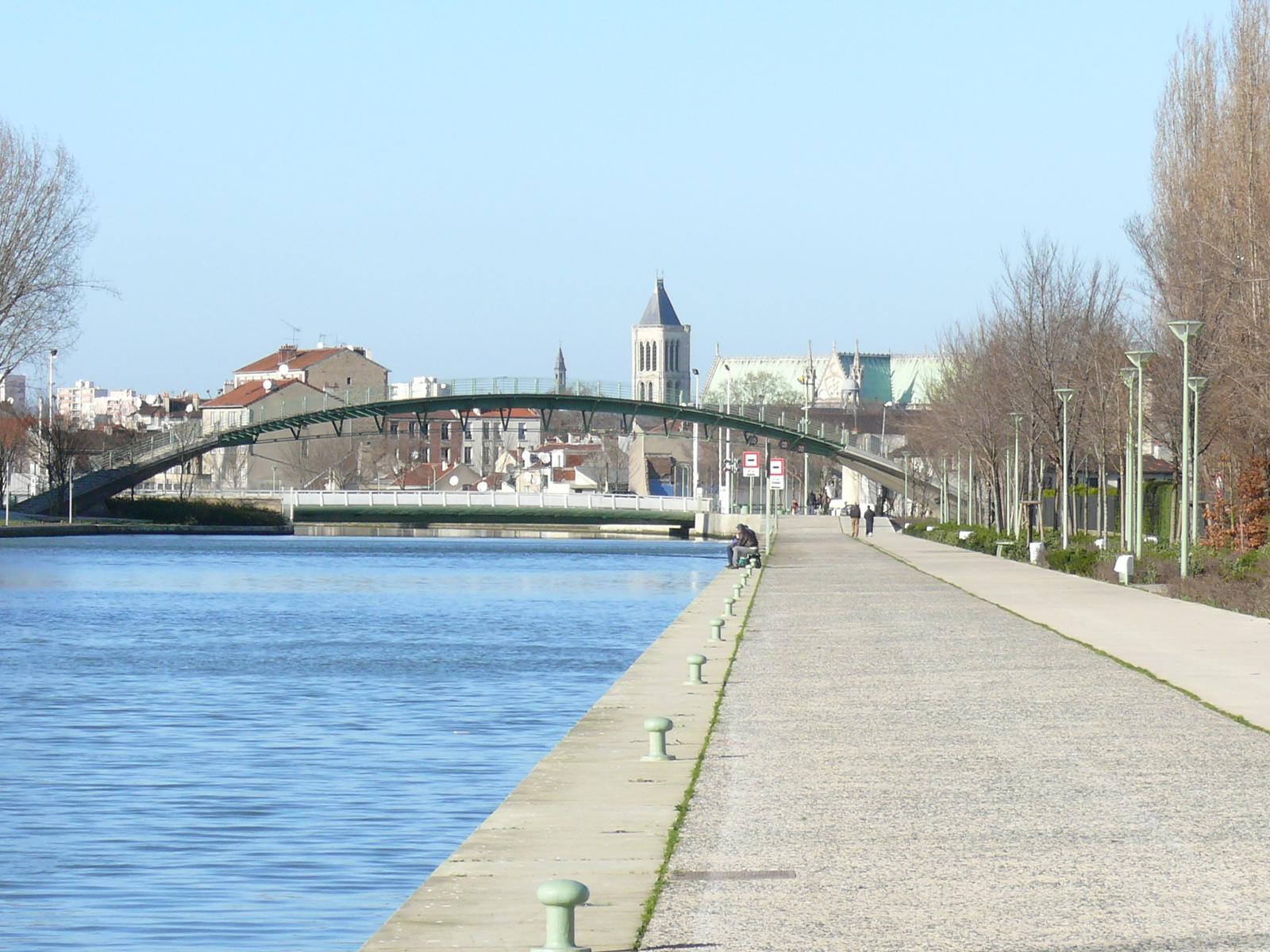 Kanalen vid Siant-Denis