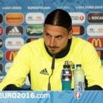 Zlatan bekräftar - Slutar i landslaget efter EM