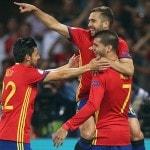 Spanien visar form - besegrade Turkiet med 3 - 0