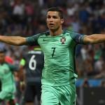 Rekordman och EM-finalist, Cristiano Ronaldo tog Portugal till final!