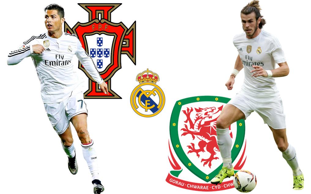 Cristiano Ronaldo vs Gareth Bale - Head to Head